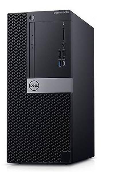 DELL OPTIPLEX 5070MT Ý5-9500 8GB 256GB SSD W10PRO N007O5070MT_WIN