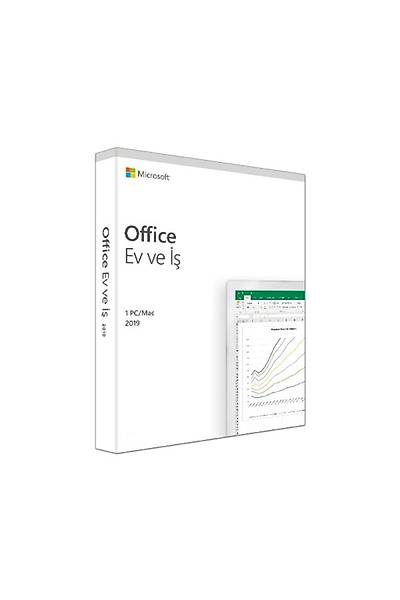 MS OFFICE 2019 HOME AND BUSINESS TR KUTU T5D-03258