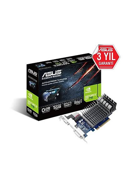 ASUS 710-1-SL GT 710 1GB DDR3 64Bit HDMI/DVI