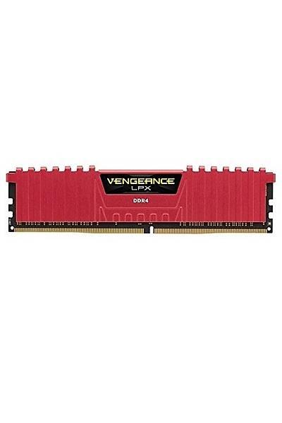 8 GB CORSAIR DDR4 CMK8GX4M1A2400C16R 2400Mhz 1x8G