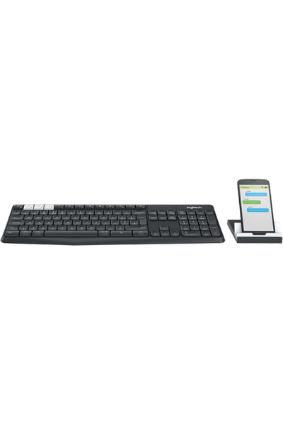 LOGITECH K375S WIRELESS KLAVYE VE STAND 920-008178