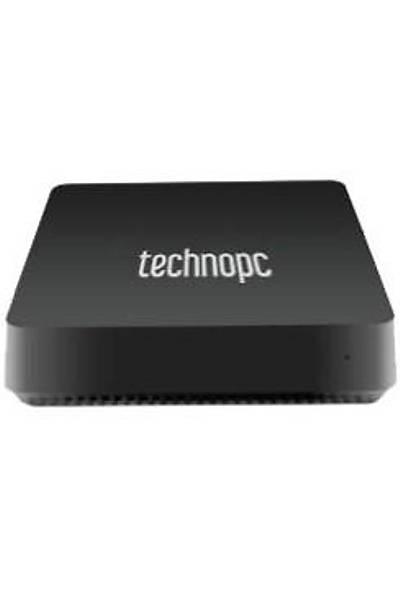 TECHNOPC NANO-Z Z8350 4GB 32EMMC FD MİNİ PC
