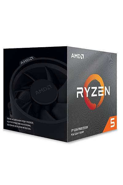 AMD RYZEN 5 3600X 3.80GHZ 35MB AM4 FANLI