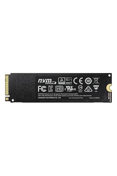 250GB SAMSUNG 970 EVO PLUS M.2 NVMe MZ-V7S250BW