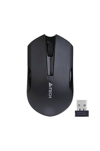 A4 TECH G3-200N V-TRACK MOUSE USB SÝYAH