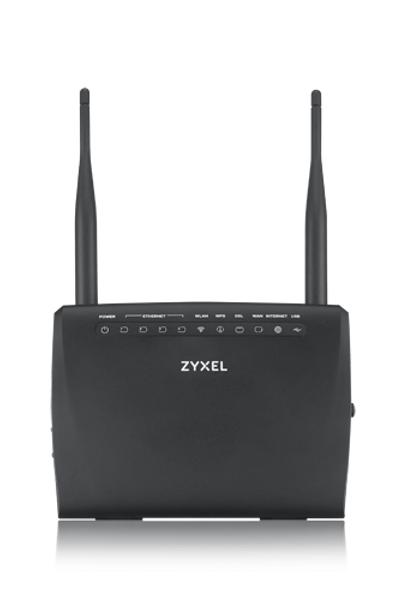 ZYXEL VMG3312-T20A VDSL2 4PORT 300MBPS KABLOSUZ MODEM