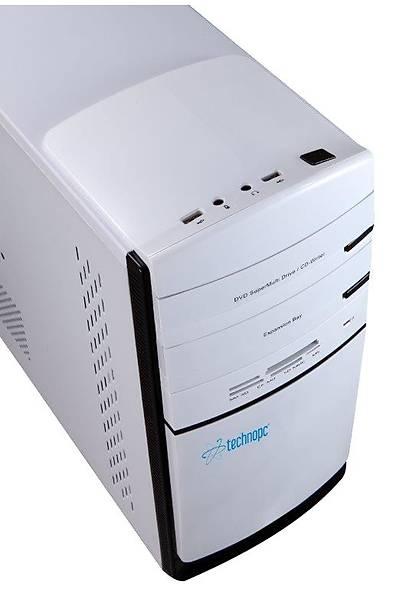 TECHNOPC SAFIR 34712 i5 3470 4GB 120SSD OB DOS