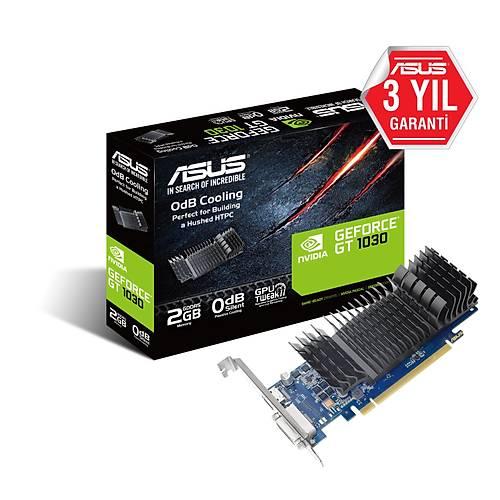 ASUS GT1030-SL-2G-BRK 2GB DDR5 64Bit HDMI/DVI