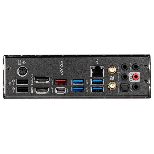MSI MPG Z490 GAMING EDGE WIFI 4800(OC) ATX 1200p