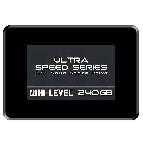"240 GB HI-LEVEL SSD30ULT/240G 2,5"" 550-530 MB/s"