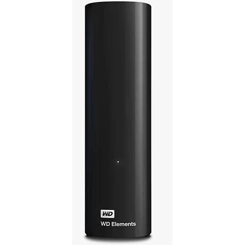 6TB WD ELEMENTS DESKTOP BLACK 3.5'' WDBWLG0060HBK-EESN