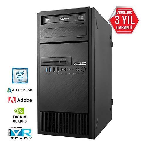 ASUS E500G5-W700Q C246 CHIPSET E-2136 SSD 480GB SATA 2TB ROG-STRIX-RTX2070-O8G-GAMING 8GB EKRAN KARTI BELLEK KAPASÝTESÝ 32 GB DDR4 2400MHZ USB F KLAVYE MAUSE ÝÞLETÝM SÝSTEMÝ WÝNDOWS 10 PROFESSÝONAL