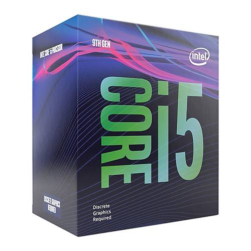 INTEL CORE i5-9600KF 9MB 4.60GHz 1151p VGASIZ