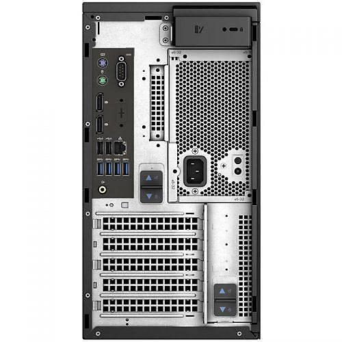DELL WS ALFA T3630 E-2124 8G 1TB 2GB P400 W10P
