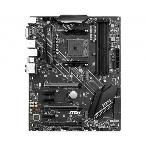 MSI X470 GAMING PLUS MAX DDR4 HDMI DVI ATX AM4
