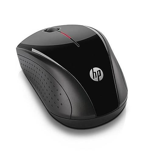 HP X3000 KABLOSUZ MOUSE SÝYAH (H2C22AA)