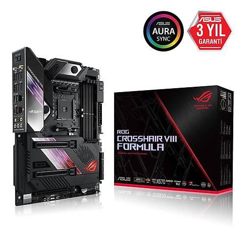 ASUS ROG CROSSHAIR VIII FORMULA DDR4 4800Mhz AM4