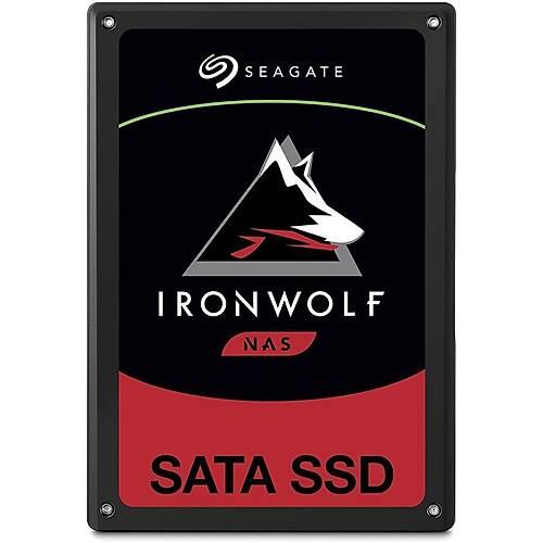 SEAGATE IRONWOLF 110 SSD ZA3840NM10011 2.5 INC 3.84 TB