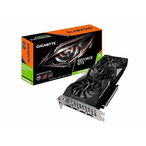 GIGABYTE GV-N166SGAMING OC-6GD GTX1660S 6GB 192Bit