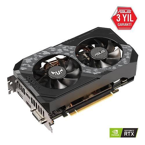ASUS TUF-RTX2060-O6G-GAMING GDDR6 6GB 192Bit HDMI