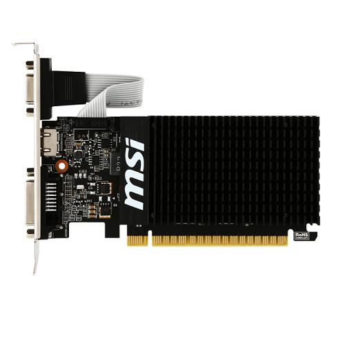 MSI GT 710 1GD3H LP 1GB DDR3 64Bit DVI/HDMI/VGA