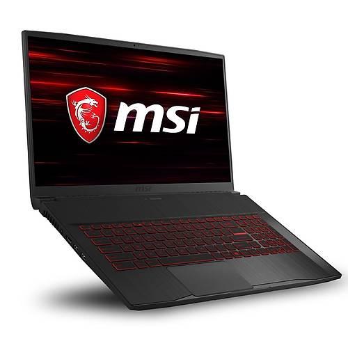 MSI GF75  8RD-203TR I7-8750H 16GB 512GB SSD 4GB GTX1050Ti 17.3 W10