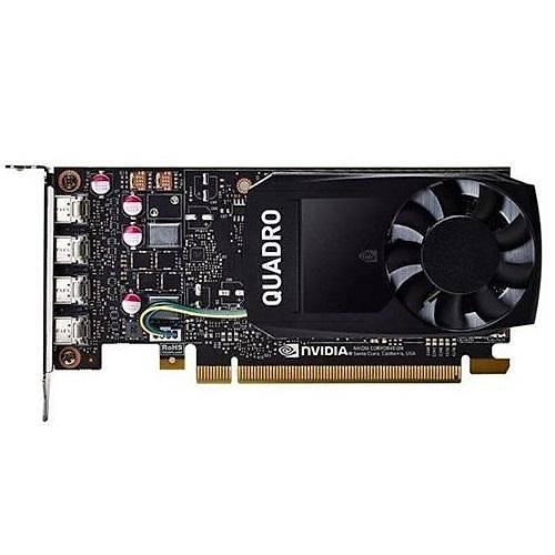 PNY QUADRO P1000 DVI 4GB 128Bit DDR3 16x