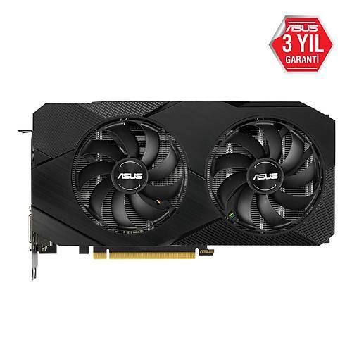ASUS DUAL-RTX2060-O6G-EVO 6GB GDDR6 DVI HDMI192Bit