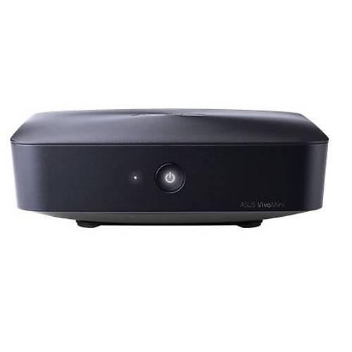 ASUS MINIPC UN62-M234M i3-4010 4GB 128SSD FDOS SÝYAH