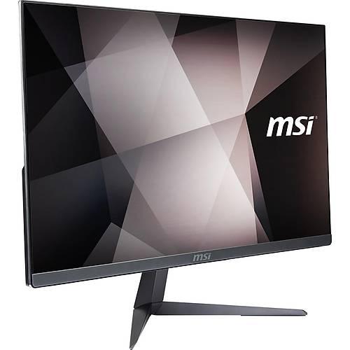 MSI PRO 24X 10M-014EU 23.8 LED 1920X1080 (FHD) I3-10110U 8GB DDR4 512GB SSD W10 GUMUS AIO PC