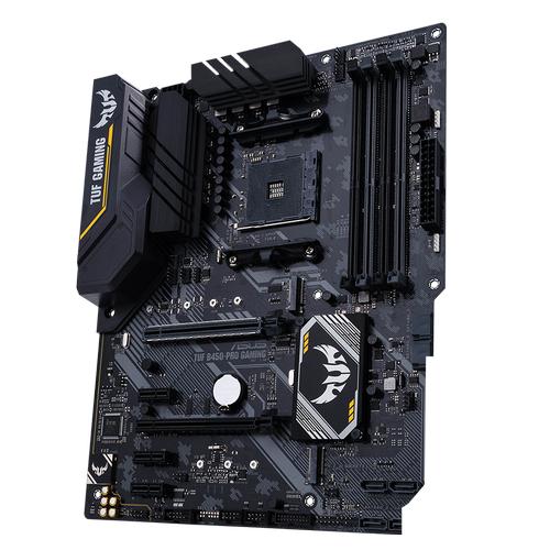 ASUS TUF B450-PRO GAMING DDR4 4400Mhz RGB LED AM4