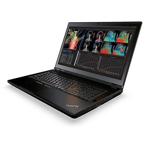 LENOVO 20HKS0G700 MOBIL WORKSTATION P71 i7-7700HQ 32G 1TB SSD 2X1TB HDD W10P 17.3 in 4K(3840x2160)