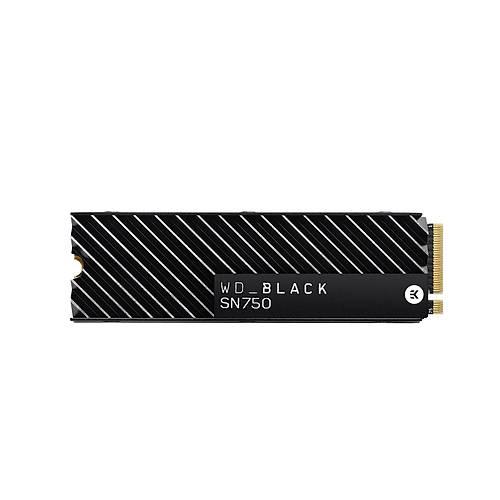 WD Black NVMe SSD 500GB PCIe Gen3 8Gb/s M2 2280 3400MB/s-2600MB/s WDS500G3XHC