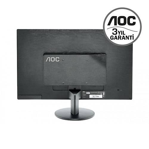AOC E2270SWHN 21.5 1920x1080 60Hz 5ms HDMI VGA Led Monitör