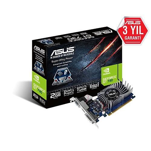 ASUS GT730-2GD5-BRK DDR5 64Bit HDMI/DVI