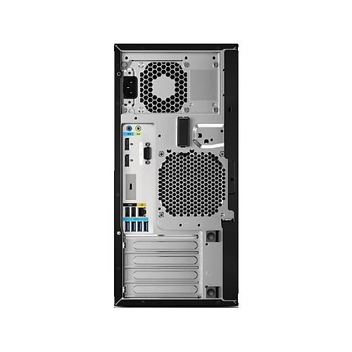 HP WS 1R4T0ES Z2 G4 E-2224G 16GB (1x16GB) ECC DDR4 2666 DIMM 256GB SSD 1 TB SATA INTEL UHD GFX P630 4GB WIN10P64WS