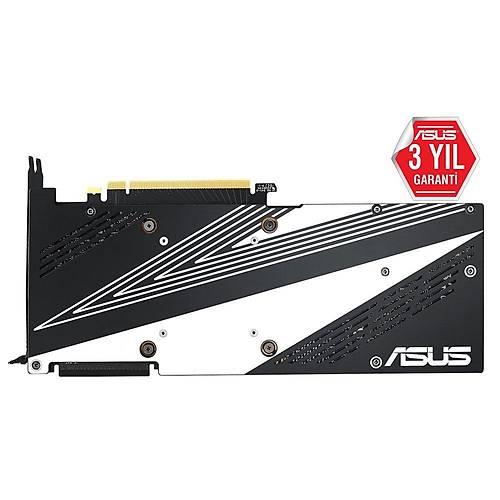 ASUS DUAL-RTX2070-8G 8GB GDDR6 256Bit HDMI DP USB