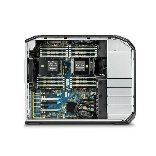 HP WS 6TL60ES Z8 2X6132 4X6GB 1X256GB SSD 1X1 TB HDD WIN 10 PRO