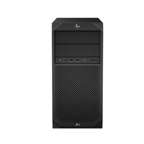 HP WS 8JJ36ES Z2 G4 E -2224G 8GB (1X8GB) ECC DDR4 2666 DIMM 256GB SSD 1 TB SATA TB NVIDIA QUADRO P620 2GB WIN10P64WS
