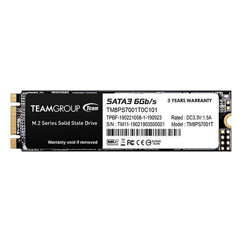 1TB TEAM MS30 530/480MB/s  SATA M.2 2280 SSD
