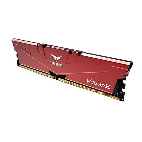 16 GB DDR4 3000 MHZ T-FORCE VULCAN Z RED 16GBX1