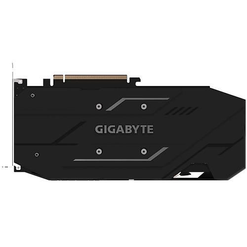 GIGABYTE GV-N166TWF2OC-6GD 1660TI WINDFORCE OC 6GB GDDR6