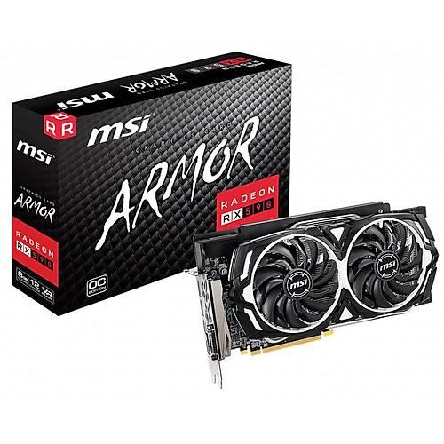 MSI RX 590 ARMOR 8G OC 256Bit