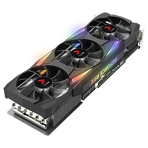 PNY GeForce RTX 3090 24GB XLR8 Gaming UPRISING EPIC-X RGB VCG309024TFXMPB 24GB GDDR6X 384Bit DX12 Gaming Ekran Kartý