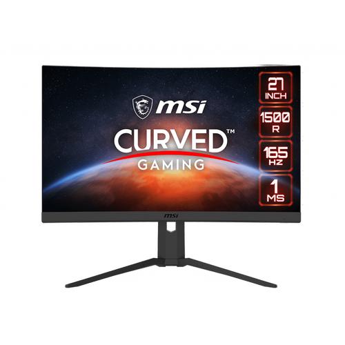 MSI Optix G27CQ4P 27 2560x1440 165Hz 2K Hdmý Dp 1ms VA Curved Gaming Monitör