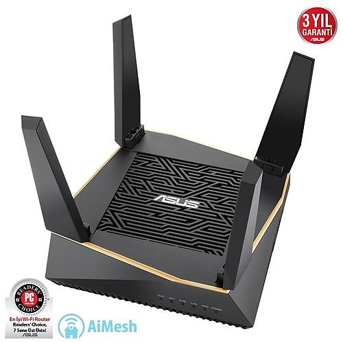 ASUS RT-AX92U TRI BAND GAMING ROUTER WIFI6