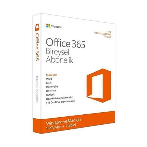 MS OFFICE 365 BIREYSEL TR KUTU 1 YIL QQ2-00521