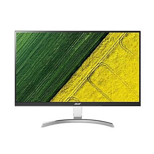 27 ACER RC271Usmidpx ZeroFrame WQHD 16:9 100M:1 4ms 350Nits IPS LED DVI HDMI DP MM BLACK MONITOR