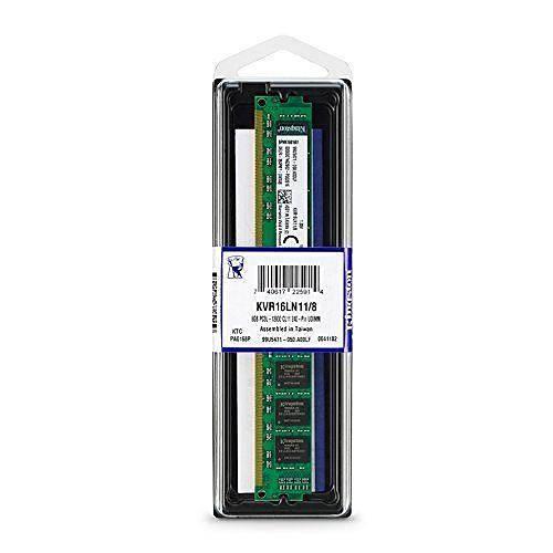 8 GB DDR3 1600 MHz KINGSTON KVR16LN11/8 PC