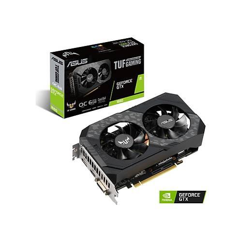 ASUS TUF-GTX1660-O6G GDDR6 6GB 192Bit HDMI DP